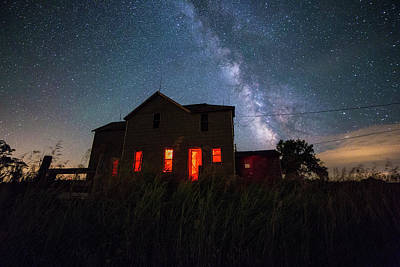 Photograph - Sinister by Aaron J Groen