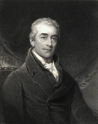 Sir Samuel Romilly 1757-1818. English Art Print