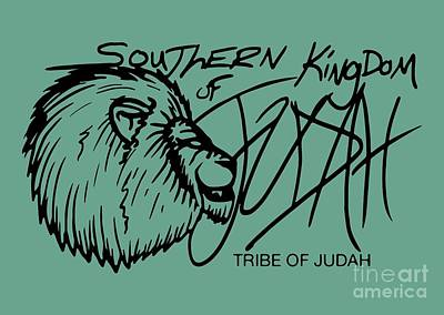 Digital Art - Sk Of Judah by Robert Watson