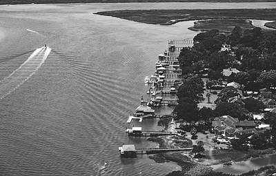 Photograph - Skidway Island, Georgia by Library Of Congress