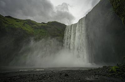 Photograph - Skogafoss by Bill Martin