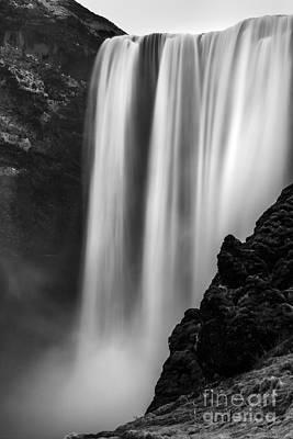 Photograph - Skogarfoss Iceland by Gunnar Orn Arnason