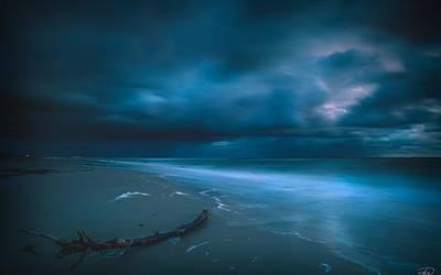 Landscape Digital Art - Sky by Maye Loeser