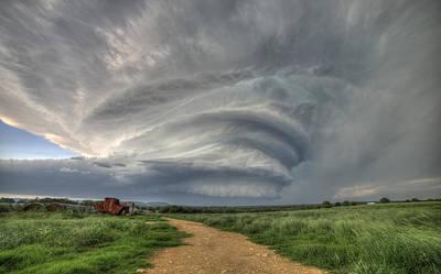 Photograph - Sky Monster by Brandon Sullivan
