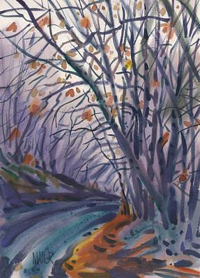 Skyline Drive Art Print by Donald Maier