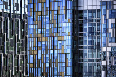 Canary Photograph - Skyscrapers by Joana Kruse