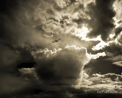 Photograph - Skywards And Beyond by Edmund Nagele