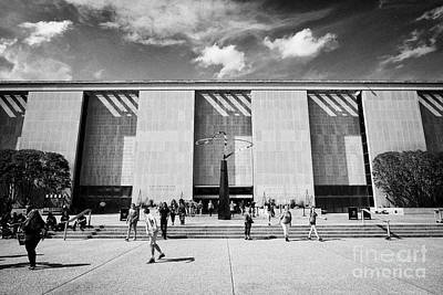 Smithsonian Museum Photograph - smithsonian national museum of american history building Washington DC USA by Joe Fox