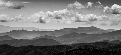 Photograph - Smoky Mountains by Bill Martin