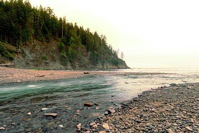 Photograph - Smuggler Cove, Or by Nisah Cheatham