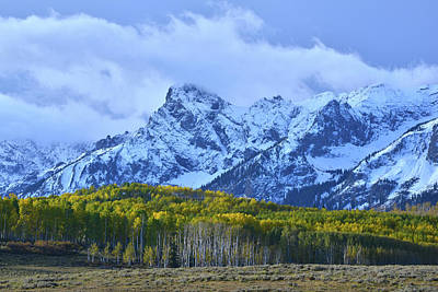 Photograph - Sneffels Range From Dallas Divide by Ray Mathis