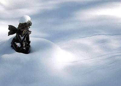 Photograph - Snow Angel by Carolyn Jacob