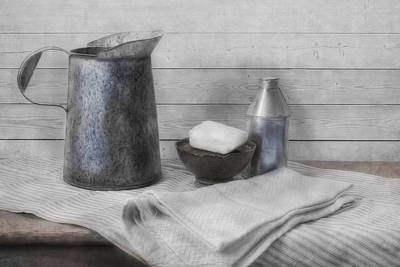Photograph - Soap And Water by Robin-Lee Vieira