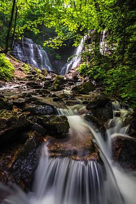 Photograph - Soco Falls by Serge Skiba