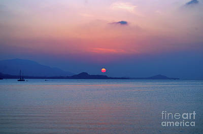 Photograph - Soft Sunset by Michelle Meenawong