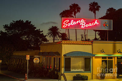 Canon Eos 5d Mark Iii Photograph - Solana Beach by Daniel  Knighton