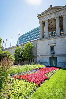 Photograph - Soldier Field by David Levin