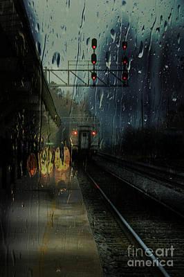 Photograph - Someone Said Goodbye by Rick Lipscomb