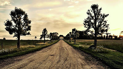 Photograph - Somewhere In Sweden by Jonathan Petersson