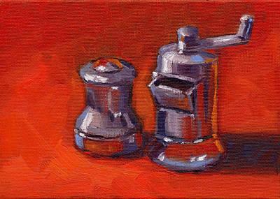 Painting - Soul Mates by Konnie Kim