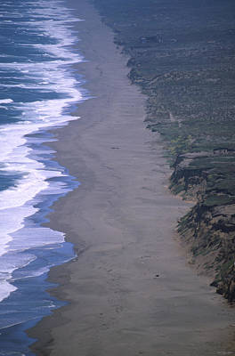 Point Reyes National Seashore Photograph - South Beach - Point Reyes National Seashore by Soli Deo Gloria Wilderness And Wildlife Photography