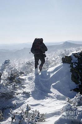 South Twin Mountain - White Mountains New Hampshire Art Print by Erin Paul Donovan