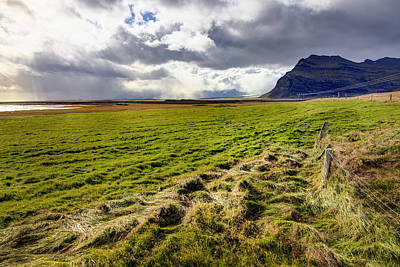 Photograph - Southern Iceland by Alexey Stiop