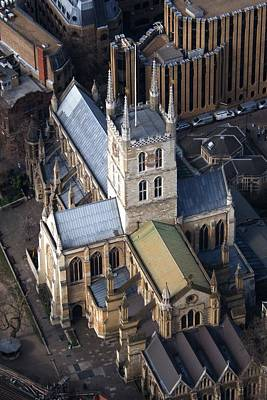 Photograph - Southwark Cathedral by Chris Day