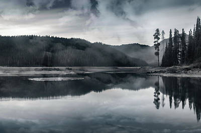 Photograph - Sparks Lake Evening by Don Schwartz