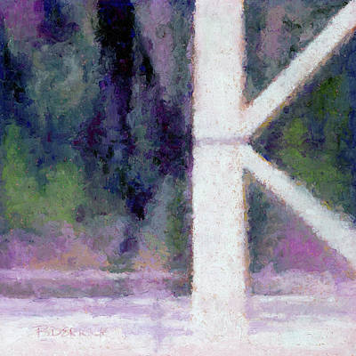 Painting - Special K by Betsy Derrick