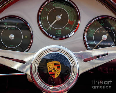 Photograph - Speedster Dash by Dennis Hedberg