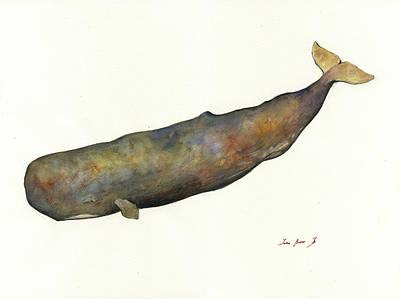 Sperm Whale Original