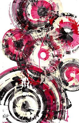 Painting - Sphere Series 1025.050412 by Kris Haas