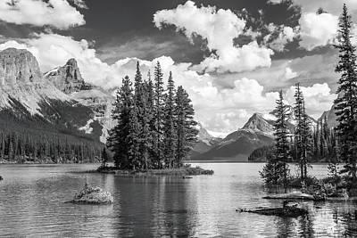 Photograph - Spirit Island by Mark Mille