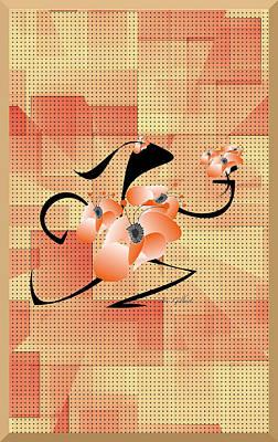 Digital Art - Spring Is Here by Iris Gelbart