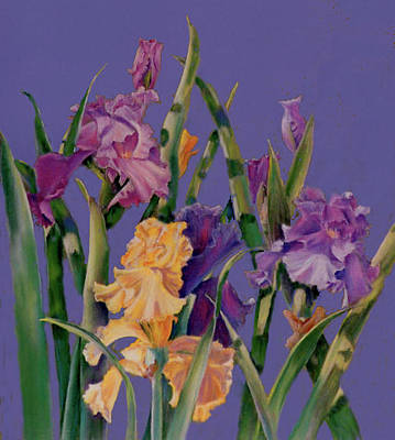 Pastel - Spring Recital by Ann Peck