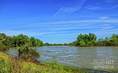 Photograph - Spring View Of The Payette River by Robert Bales