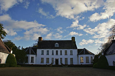Photograph - Springhill House, Moneymore by Colin Clarke