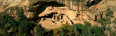 Mesa Verde Photograph - Spruce Tree House, Mesa Verde National by Panoramic Images