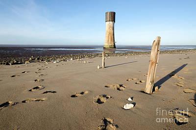 North Sea Photograph - Spurn Head by Nichola Denny