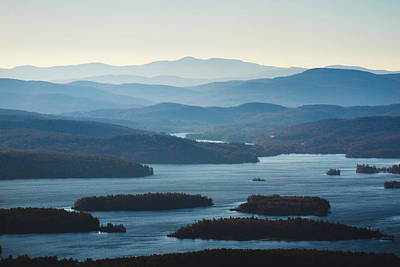Photograph - Squam Lake by Robert Clifford