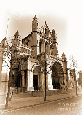 Photograph - St. Anne's Cathedral, Belfast by Jim Orr