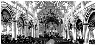 Royalty-Free and Rights-Managed Images - St Dunstans Basilica by Greg Joens