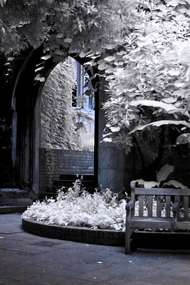 Photograph - St Dunstan's In The East by Helga Novelli