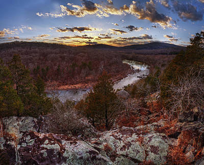 Photograph - St. Francis River by Robert Charity