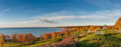 Photograph - St. Lawrence River by Ulrich Schade