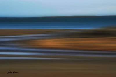 Photograph - St Lunaire by Karo Evans