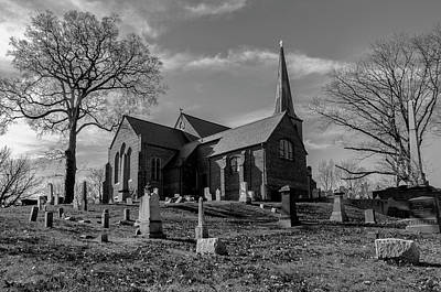 Photograph - St Peters Church Perth Amboy by Steven Richman