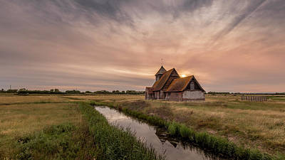 Photograph - St Thomas A Becket Church by Kelvin Trundle