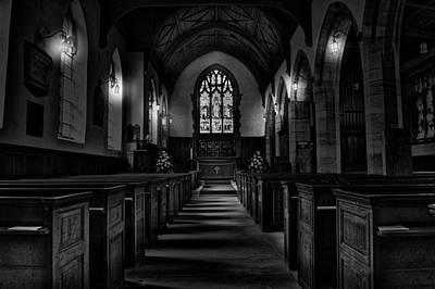Pasta Al Dente Royalty Free Images - St Thomas a Becket  Church Royalty-Free Image by Mark Hunter